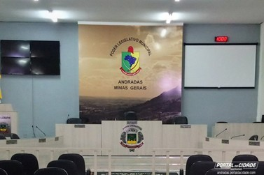 Câmara de Andradas terá mais uma reunião extraordinária na segunda-feira