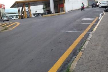 Coordenadoria Municipal de Trânsito realiza mudanças em vias de Andradas