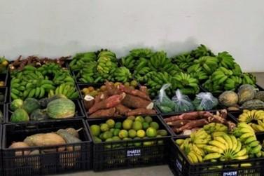 Estado mantém distribuição de kits de alimentação escolar durante a pandemia