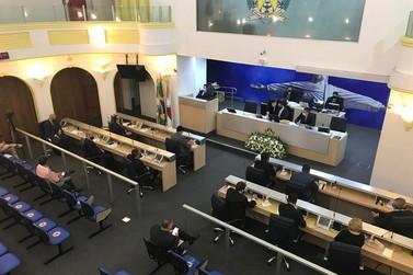 Sessões da Câmara Municipal de Poços de Caldas terão início em novo horário