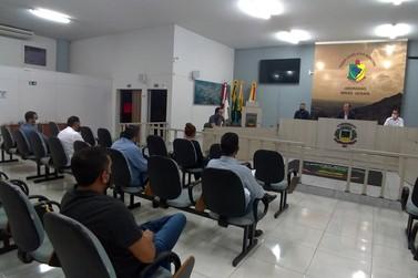 Vereadores de Andradas aprovam primeiro projeto de 2021