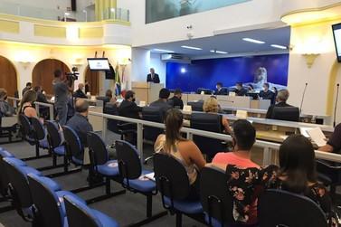 Câmara Municipal de Poços de Caldas realiza primeira reunião ordinária do ano