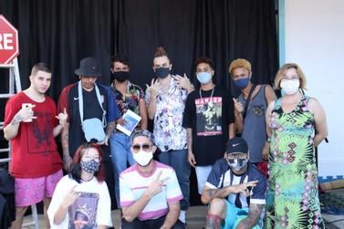 Cultura hip hop em Andradas é beneficiada pela Lei Aldir Blanc