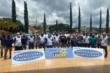 Lidarp inicia ano pensando em competições a partir de agosto de 2021