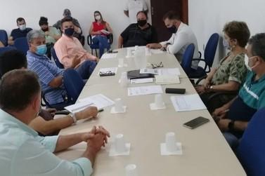 Prefeita de Andradas participa da primeira reunião da AMARP em 2021