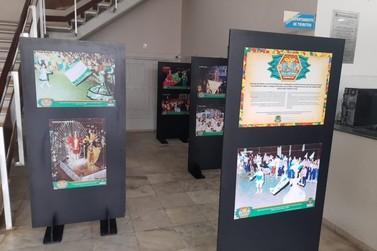 Prefeitura realiza exposição sobre a história do Carnaval em Andradas