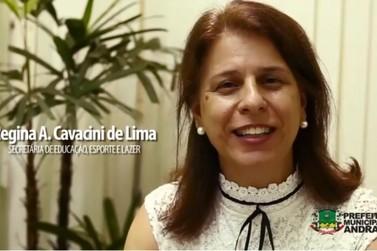 Secretária de Educação fala sobre volta às aulas em Andradas