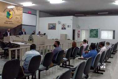 Vereadores de Andradas aprovam dois projetos por unanimidade