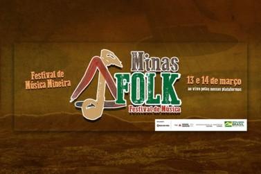 1ª edição do Festival Minas Folk acontece nesse final de semana