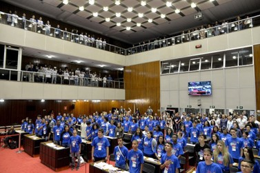 Andradas está entre os 119 municípios que terão o Parlamento Jovem em 2021