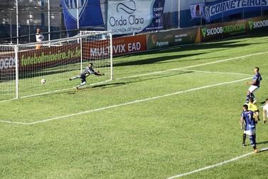 Caldense perde a invencibilidade no Campeonato Mineiro