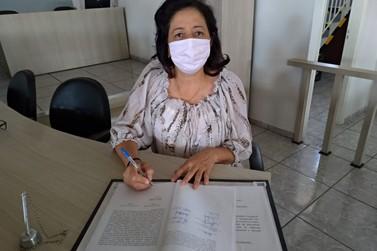 Elita Del'Moro assume vaga na Câmara de Andradas no lugar de Ricardo Felisberto