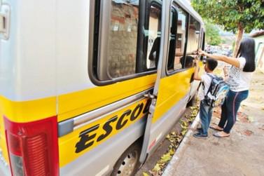Estudantes andradenses têm até sexta-feira para solicitar auxílio de transporte