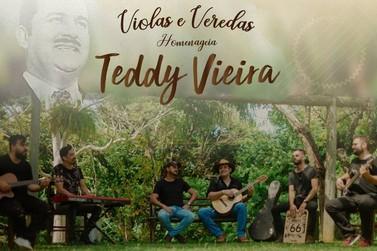 Grupo Viola e Veredas faz homenagem ao compositor Teddy Vieira