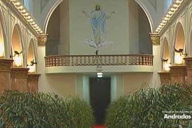 Semana Santa tem início em Andradas com programação que segue até domingo