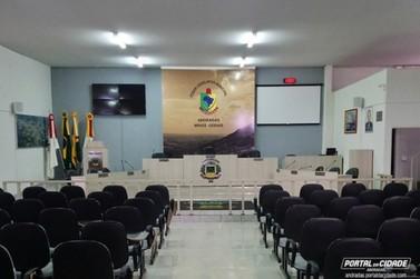 Câmara de Andradas tem a 3ª Sessão Ordinária do ano nessa terça-feira