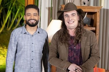 Cantor e compositor andradense participa de programa na TV Aparecida