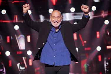 Conhecido na região, Zé Alexandre é campeão do 'The Voice +'