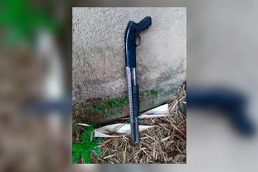 Polícia Militar de Andradas localiza arma usada em homicídio e carro do autor