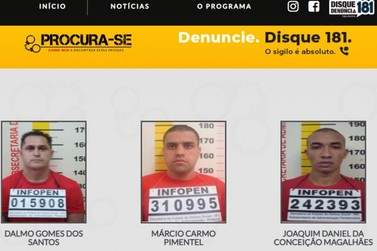 Segurança Pública divulga lista dos criminosos mais procurados em Minas Gerais