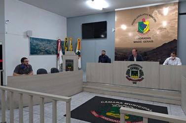 Vereadores de Andradas aprovam cinco projetos de lei