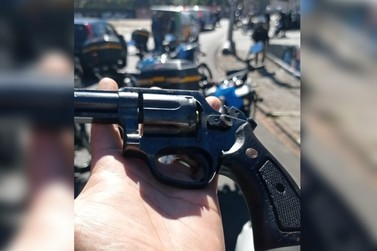 Polícia Militar evita que discussão termine em homicídio em Poços de Caldas
