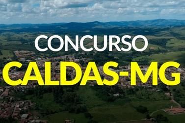 Prefeitura de Caldas lança novo edital para Concurso Público