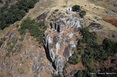 Caldas terá rampa de voo livre na Serra da Pedra do Coração