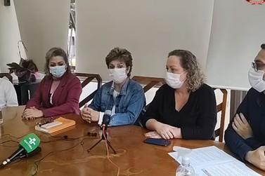 Comitê de Crise anuncia medidas mais rígidas para combater a pandemia
