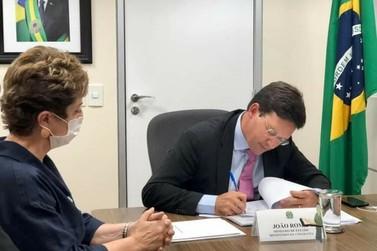 Prefeitura de Andradas busca apoio para melhorias no Clube Olímpico