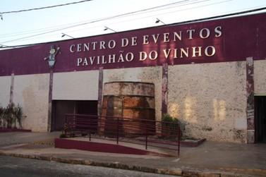 Reforma do Pavilhão do Vinho de Andradas ganha novo capítulo