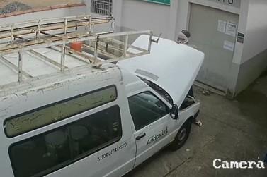 Setor de Trânsito de Andradas tem diversos materiais furtados