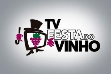 """Chegou a Hora! Começa hoje em Andradas a """"TV Festa do Vinho"""""""