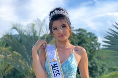 "Modelo andradense vai disputar o concurso ""Miss Brasil Mundo 2021"""