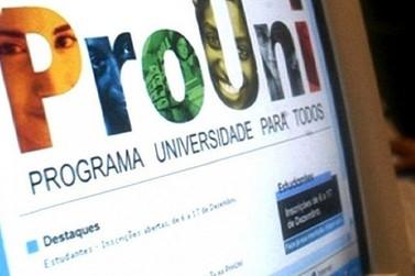 Resultado da primeira etapa do Prouni já está disponível