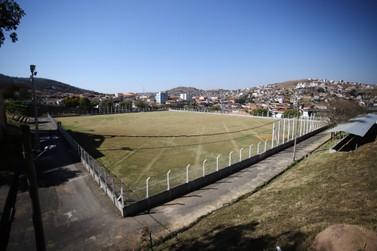Caldense anuncia escolinha de futebol para jovens do Sub-11 ao Sub-17