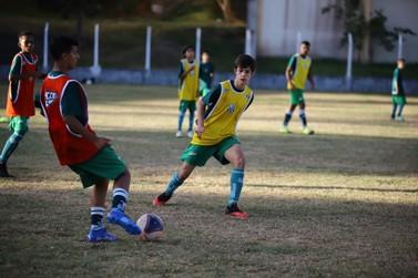 Caldense inicia atividades de escolinha para categorias do Sub-13 ao Sub-17