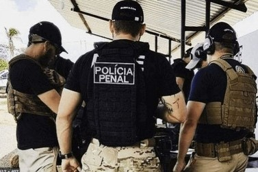 Governo abre edital com mais de 2,4 mil vagas para a Policial Penal de MG