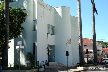 Prefeita de Andradas sinaliza que irá reformar o Teatro Municipal
