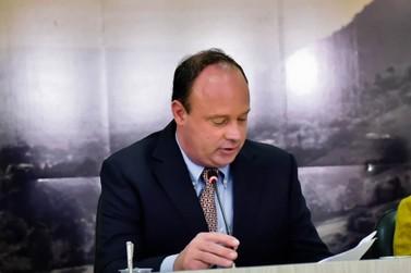 Vereador Regis Basso Andrade presta contas de suas atividades na Câmara