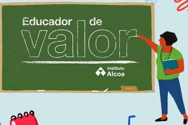 """Andradas é destaque na campanha """"Educador de Valor"""" da Alcoa"""