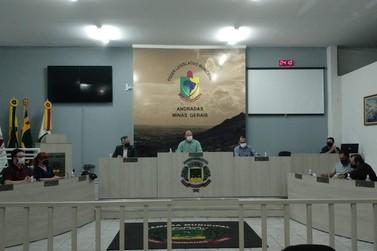 Câmara de Andradas aprova projeto que autoriza convênio com os Bombeiros