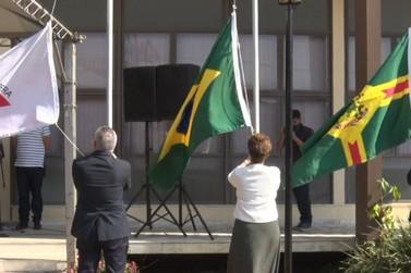 Evento cívico marca comemorações do 7 de Setembro em Andradas