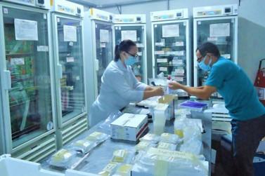 Governo de MG distribui mais de 1,5 milhão de doses de vacinas contra a covid-19