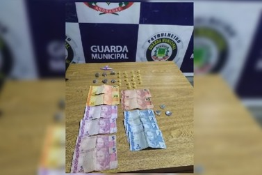 Guarda Municipal de Andradas apreende drogas no Jardim Rio Negro