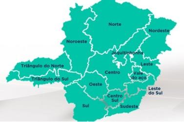 MG segue com todas as regiões na Onda Verde do Minas Consciente