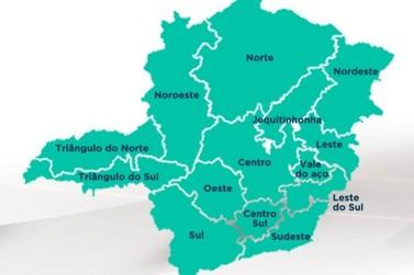 Minas Gerais segue com todas as regiões na Onda Verde do Minas Consciente