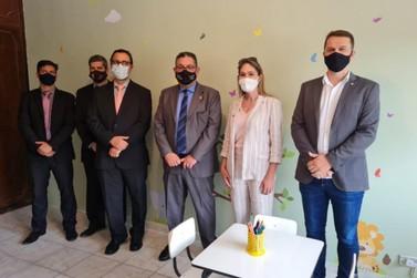 Polícia Civil inaugura Sala de Depoimento Especial em Poços de Caldas