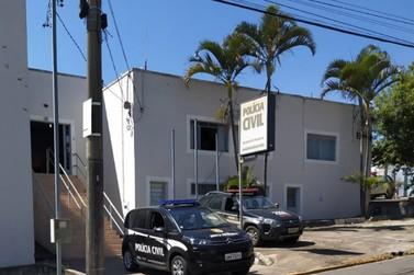 Polícia Civil prende suspeito de atear fogo na casa da companheira em Andradas