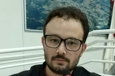 Veja a proposição do vereador Vinícius Teixeira na 14ª Sessão Ordinária